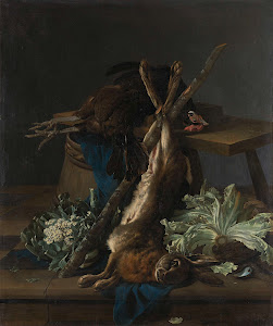 RIJKS: Cornelis Lelienbergh: painting 1659