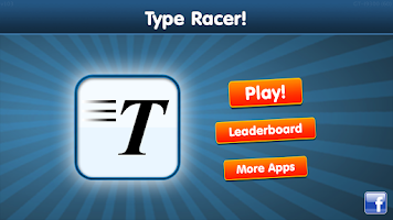Screenshot of Type Racer - fast typing game!