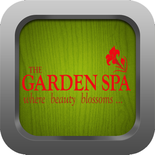 The Garden Spa & Salon LOGO-APP點子