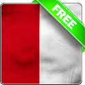 Indonesia flag free lwp icon