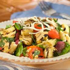 Mediterranean Chopped Ratatouille Salad