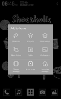 Screenshot of High Heels Atom Theme