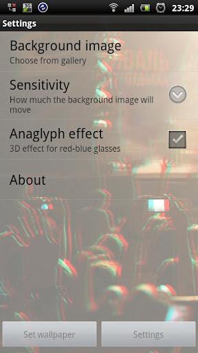 無料个人化Appの3D Layer ライブ壁紙|記事Game