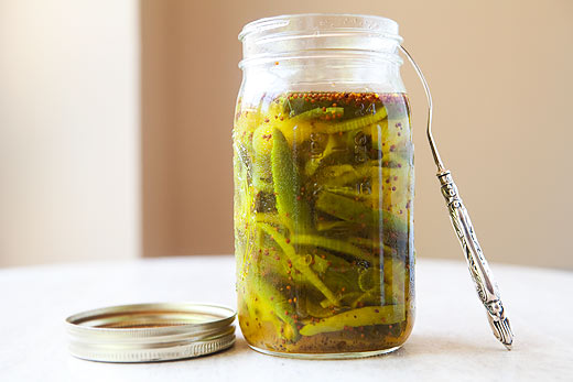 Jalapeño Bread and Butter Pickles