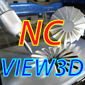 CNC Viewer 3D icon