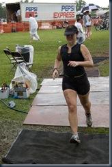 20080712 Muncie Endurathon-11-A rare photo of Kelly in stride_