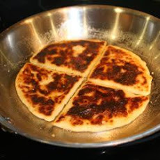 Fried Irish Potato Farls
