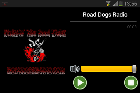 Road Dog's Radio - screenshot