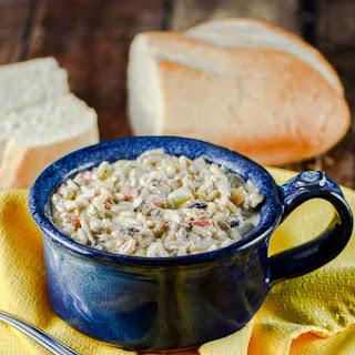 Gluten Free Creamy Chicken Soup Recipes