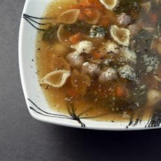 Italian Cousin Wedding Soup