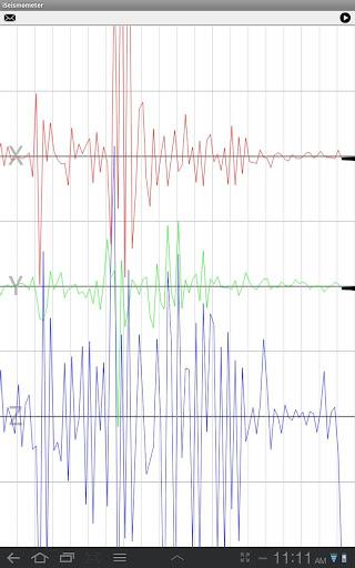 玩免費教育APP|下載地震計アプリ - iSeismometer app不用錢|硬是要APP