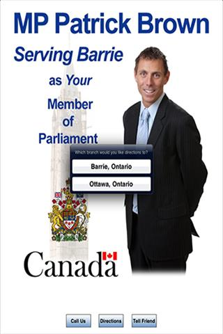 MP Patrick Brown