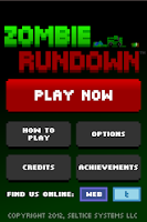 Screenshot of Zombie Rundown
