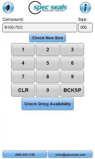 【免費商業App】Spec Seals Inventory-APP點子