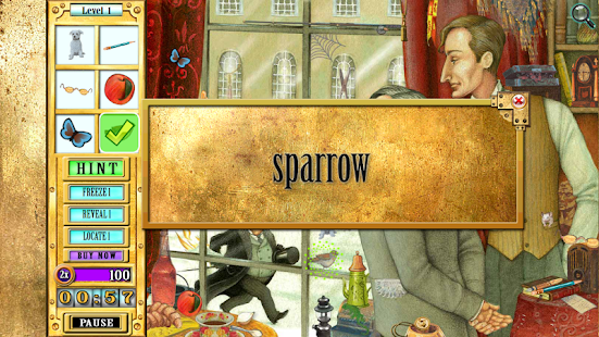 Hidden Object Jr Sherlock 6 - screenshot