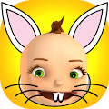 Free Easter Bunny Yourself - 3D Fun APK for Windows 8