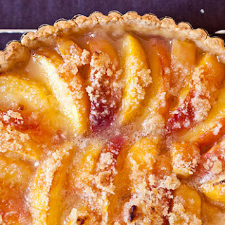 Peach Tart With Almond Cream Recipes