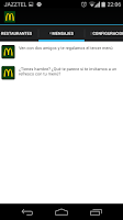 Screenshot of McDonald's Granada Ofertas
