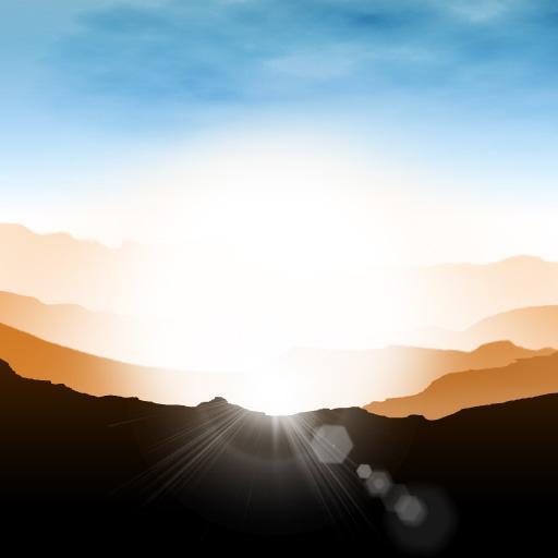 日出曙光專業版動態桌布 Sunrise LOGO-APP點子