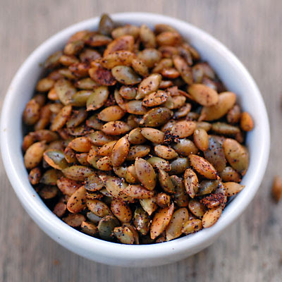 Chili Roasted Pumpkin Seeds