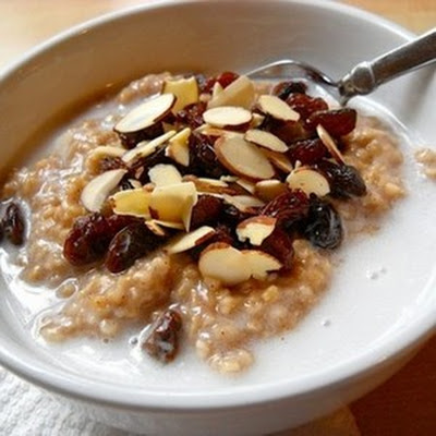 10-Minute Energizing Oatmeal