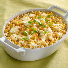 Creamy Rice With Corn