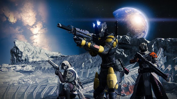 Halo tactics won't work in Destiny's PvP says Bungie