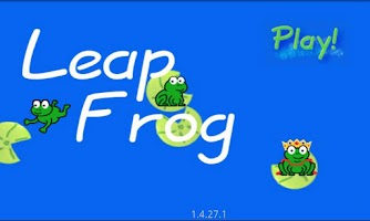 Screenshot of Leap Frog