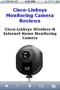 App Linksys Home Monitoring Review APK for Windows Phone - Android ...