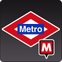 Madrid Metro AR icon
