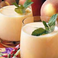 Apricot Peach Smoothies