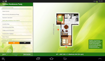 Screenshot of Cerritos Residences Pasig
