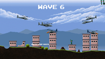 Screenshot of Air Attack