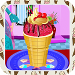 ice cream cone decoration 5.0.0 Apk