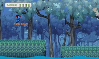 Screenshot of Ninja Go!2