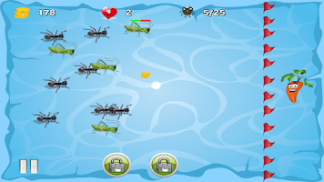 Screenshot of Plant Defense