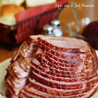 Crock Pot Maple Brown Sugar Ham