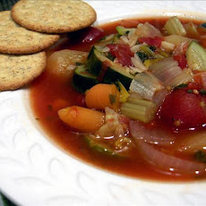 Veg-Out Soup