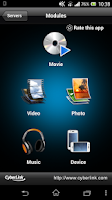 Screenshot of PowerDVD Remote
