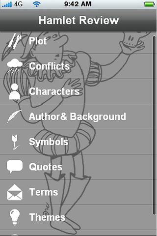 OJ's Class Hamlet App2