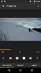 BubbleUPnP for DLNA/Chromecast- screenshot thumbnail