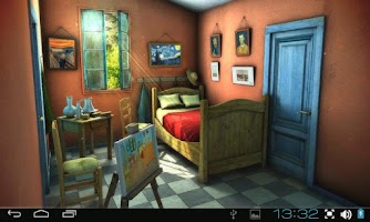 Screenshot of Art Alive 3D Pro lwp