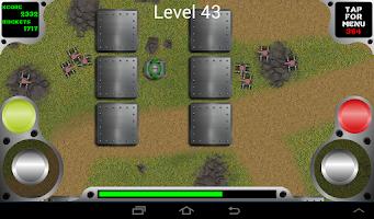 Screenshot of Most Addicting Game of Tanks