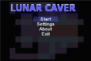Screenshot of Lunar Caver (Free)
