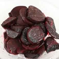 Orange Glazed Beets CrockPot