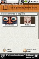 Screenshot of Leutmart Maskes
