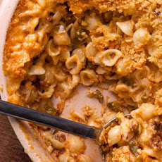 Tex-Mex Macaroni and Cheese Recipe