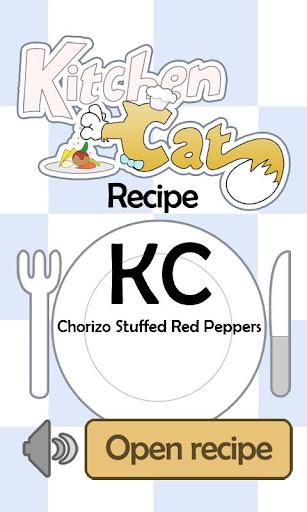 KC Chorizo Stuffed Red Peppers