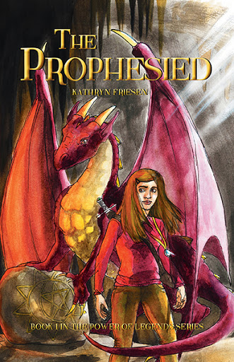 The Prophesied cover