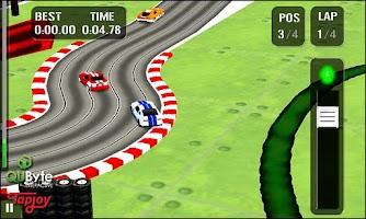 Screenshot of HTR High Tech Racing